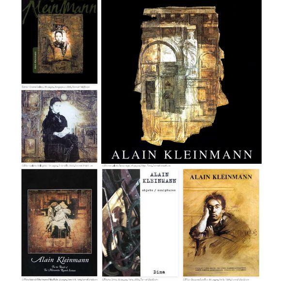 Livres de et sur Alain Kleinmann